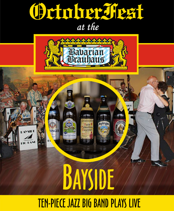 OctoberFest with Bayside Band